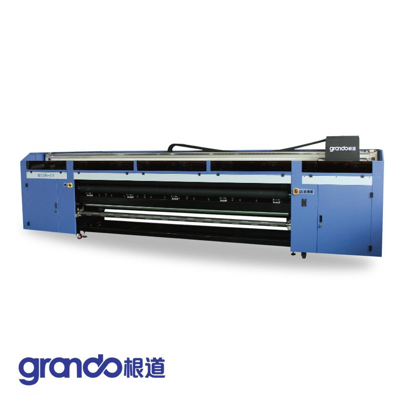 2374e337e 3.2m Grand Format UV Printer With Six Ricoh Gen5 Print Heads - Buy ...