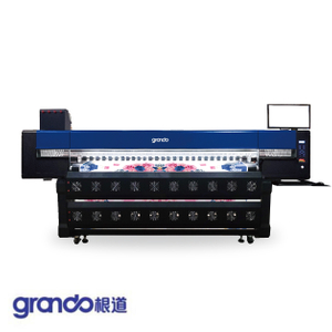 2.6m Sublimation Printer With Eight I3200 Print Heads