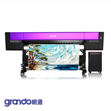 1.8m High-speed multi-layer texture painting printer with five Ricoh Gen5i print Heads