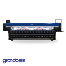 3.2m Sublimation Printer With Eight I3200 Print Heads