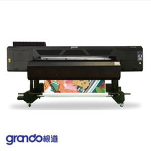 1.8m Environmental-Friendly Hybrid Latex Printer with I3200 print heads